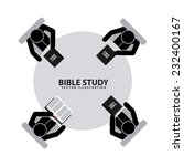 holy bible graphic design  ...