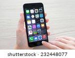 alushta  russia   october 23 ... | Shutterstock . vector #232448077