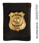 special officer badge | Shutterstock . vector #232527757