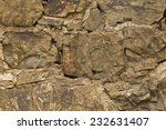 Fragment Of A Wall From A...