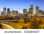 Charlotte  North Carolina  Usa...