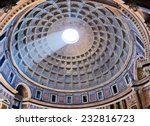 Pantheon In Rome  Inside View ...