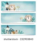 Three Christmas  New Year...