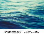 Sea Wave Close Up  Low Angle...