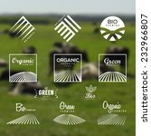 Organic Food  Eco  Bio Farming...