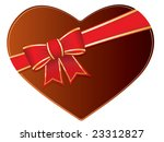 Valentines Chocolate Box With...