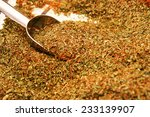 mix of spices | Shutterstock . vector #233139907