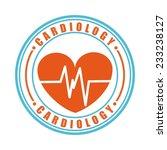 medical design   vector... | Shutterstock .eps vector #233238127