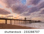 The Huntington Beach Pier At...