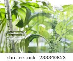 laboratory plant  | Shutterstock . vector #233340853