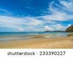 samed island beach  thailand... | Shutterstock . vector #233390227