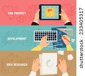 vector modern creative concept...