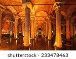 The Basilica Cistern  Turkish ...