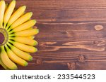Yellow Bananas Baby Tips Up Th...