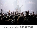 barcelona   may 16  audience in ... | Shutterstock . vector #233579587