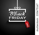 Black Friday Sale Gift Box
