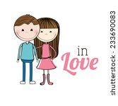 love design   vector... | Shutterstock .eps vector #233690083