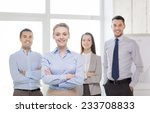business and office concept  ...   Shutterstock . vector #233708833