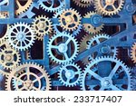 Clock Gear Set