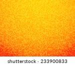 orange grain checkered... | Shutterstock .eps vector #233900833