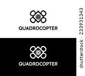 Emblem Sign For Quadrocopter....