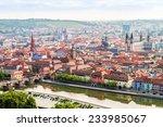 Wuerzburg City Panorama....