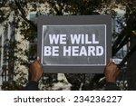 new york city   november 28... | Shutterstock . vector #234236227