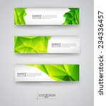 business design templates. set... | Shutterstock .eps vector #234336457