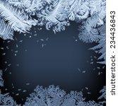 Frosty Window   Background Han...
