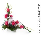 Floral Arrangement Made Of...