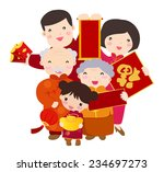 A Traditional Chinese New Year...