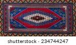 Carpet Border Frame Pattern.