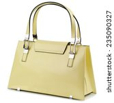 Lemon Cream Female  Handbag...