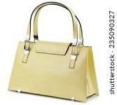 Lemon Cream Female  Handbag...