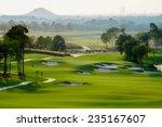 Golf Course Sport  Golfing...