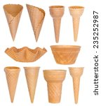 Ice Cream Cones Collection...