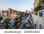 dubai  uae   december 02  2014  ... | Shutterstock . vector #235401463
