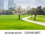 City Park In The Spring   Gree...