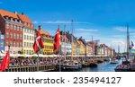 copenhagen  denmark   july 25 ...   Shutterstock . vector #235494127