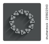 jewelry sign icon. diamonds...