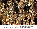 crystal strass for the lamp ... | Shutterstock . vector #235864423