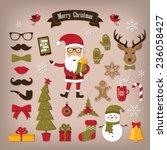 Christmas Set Icons