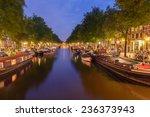amsterdam  netherlands   july... | Shutterstock . vector #236373943