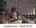 Vienna Rooftops Cityscape With...