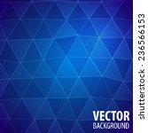 abstract technology blue vector ... | Shutterstock .eps vector #236566153
