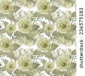 abstract elegance seamless... | Shutterstock . vector #236575183