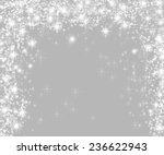 elegant christmas background... | Shutterstock . vector #236622943