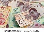 Mexican Pesos  Bank Notes ...