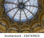 paris  france  on april 30 ... | Shutterstock . vector #236769823