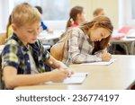 education  elementary school ... | Shutterstock . vector #236774197